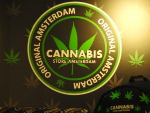 Cannabis store in Venice