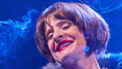 Patti LuPone won the best supporting actress in Company