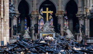 French fireman save Norte Dame within half hour