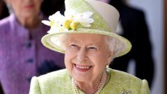 Queen Elizabeth II is 93