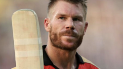 David Warner Orange Cap after 45 matches