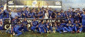 MI IPL Campions 2019