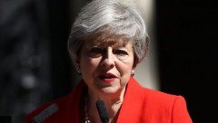 Theresa May quits