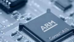 ARM Cambridge based tech company