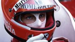 Former Formula One driver Niki Lauda