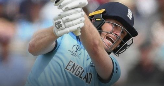 England captain Eion Morgan hit a record 17 sixes against Afghanistan