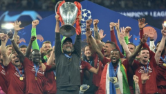 Liverpool lifts Champions Trophy