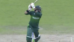Wasim 49 not out