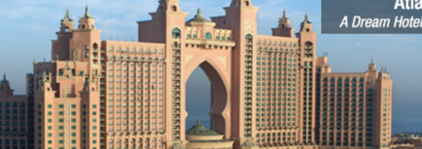 Best Luxury Hotel Worldwide 2019 –Atlantis Palm Dubai