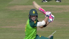 du Plessis 96 not out off 103