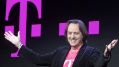 John Legere, T-Mobile's CEO