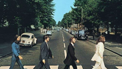 50 years today for Abbey Road Beatles album cover
