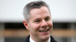 Derek Mackay, Finance and Economy Secretary