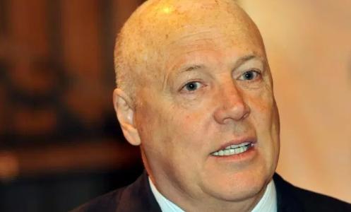 Jim McColl, founder of Ferguson Marine Engineering
