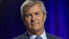 Vincent Bollore, Vivendi's billionaire