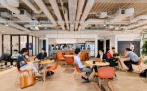 WeWork office space provider