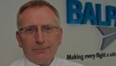 Brian Strutton Balpa General Secretary