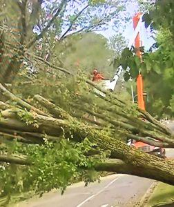 Hurricane Dorian Devastation at Bahamas