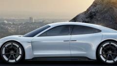 The Taycan Porsche