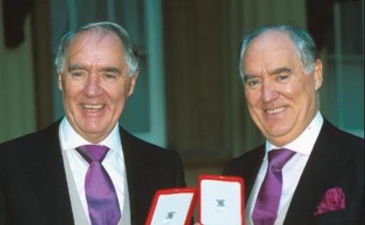David & Frederick Barclay
