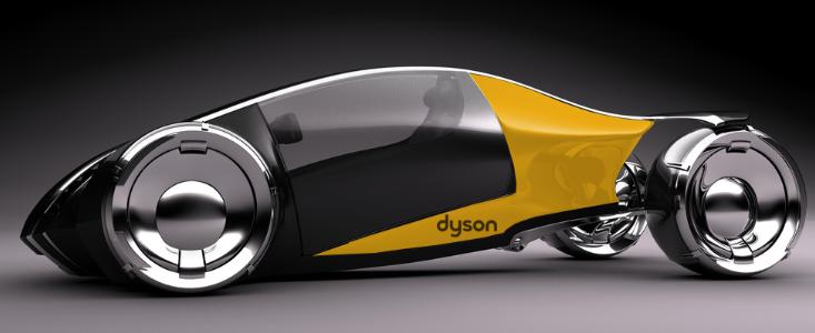 Dyson electric car