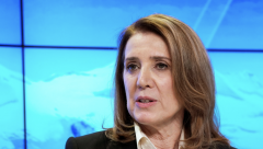 Ruth Porat, the finance  chief Google