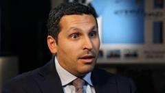 Khaldoon Al Mubarak, the CFG chairman