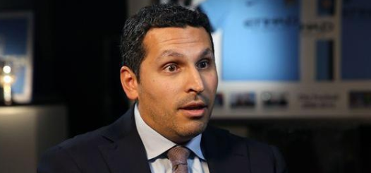 Khaldoon Al Mubarak, the CFG chairman