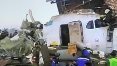 Kazgashan plane crash kill 12