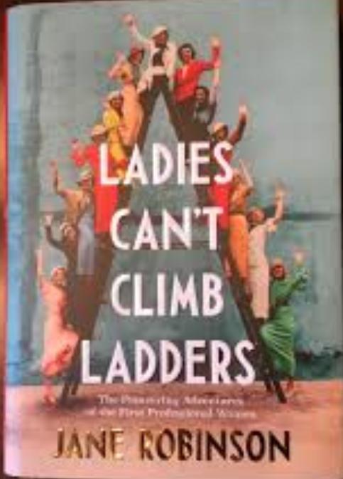 Ladies can't climb
