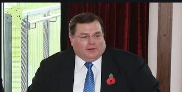 Greg Case, Aon's CEO