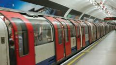 London tube deserted
