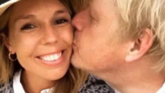 Carrie Symonds with Boris Johnson in her Instagram account