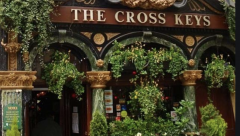 Cross Keys in Covent Garden
