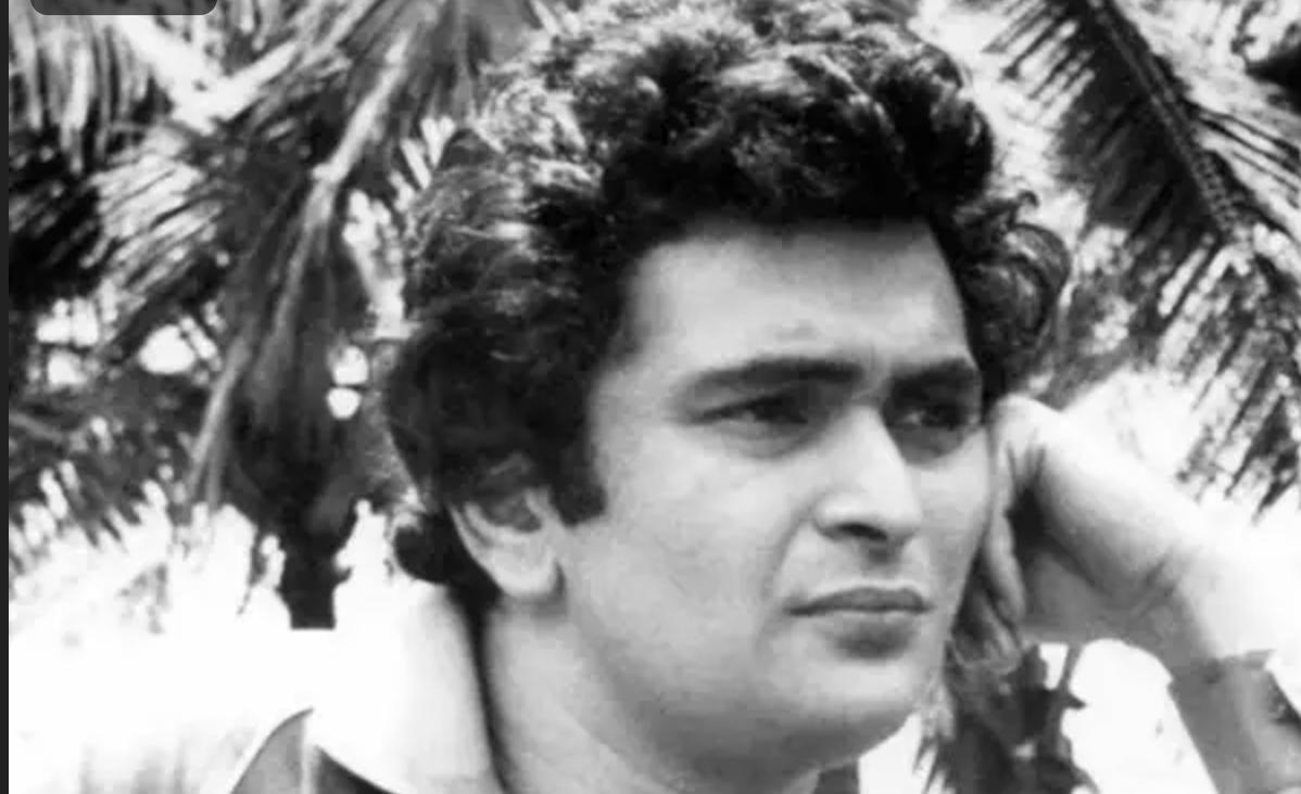 Rishi Kapoor in 1980s