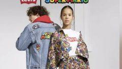 Levi's Super Mario  collection