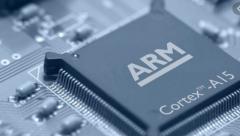 Apple ARM cortex-A15 chip