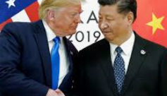 Trade wars between the US and China