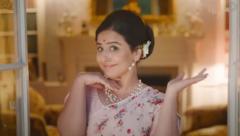 Vidya Bala as Shakuntala Devi