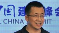 Zhang Yiming, China's tenth richest person according to the Forbes Rich list, is the founder of ByteDance