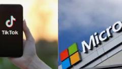 TikTok and Microsoft