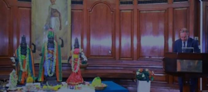 Three stolen idols returned to India