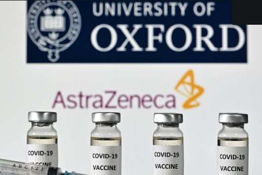 Oxford Covid Vaccine by AstraZeneca