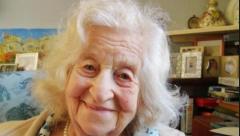 106-year-old Ann Baker