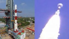 ISRO launched India's 42nd communications satellite
