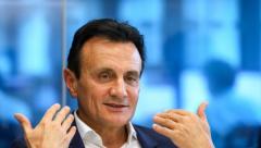 AstraZeneca's CEO Pascal Claude Roland Soriot