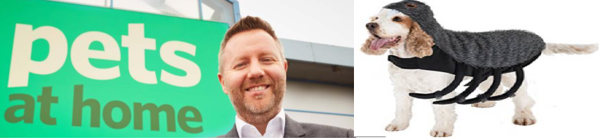 Peter Pritchard, Pets at Home CEO