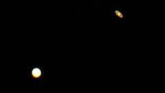 Saturn and Jupiter on December 21st 2020 the Great Conjunction
