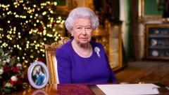 The Queen's Chirstnas speecgh