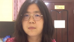 Zhang Zhan jailed
